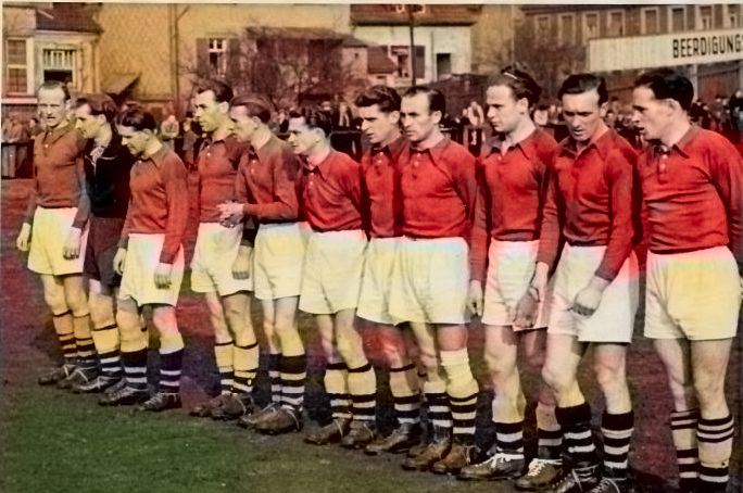 Mai 1951:  Aufstiegsrunde zur Oberliga Südwest