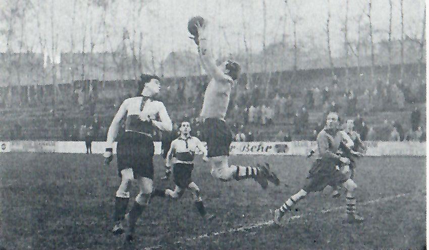 10. Mai 1951: SV Merchweiler wird Vize-Meister der Landesliga Saar