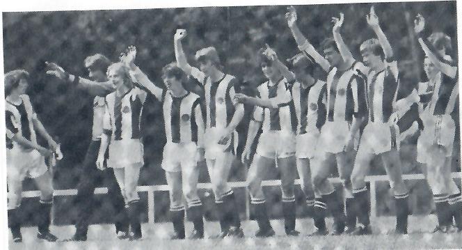 Uwe Haas, Michael Anhaus, Michael Weber, Stefan Kiefer, Bernd Kraus, Hendrik Decker, Thomas Martin, Thomas Linnebach, Volker Blass, Mike Ruf, Uwe Schaum