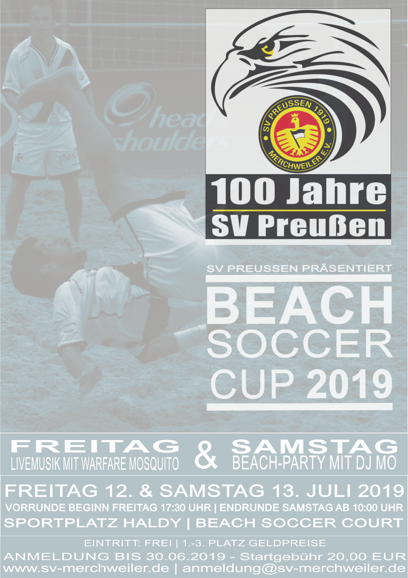 BeachSoccer- Cup 2019