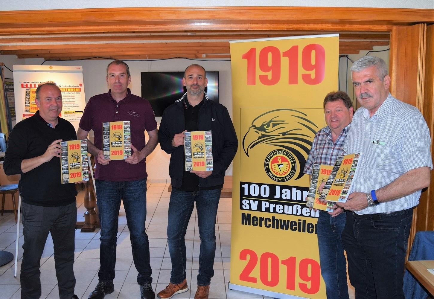100 Jahre SV Preußen