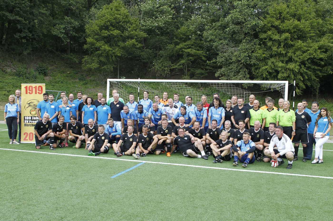 Ein Fußballfest für die ganze Region