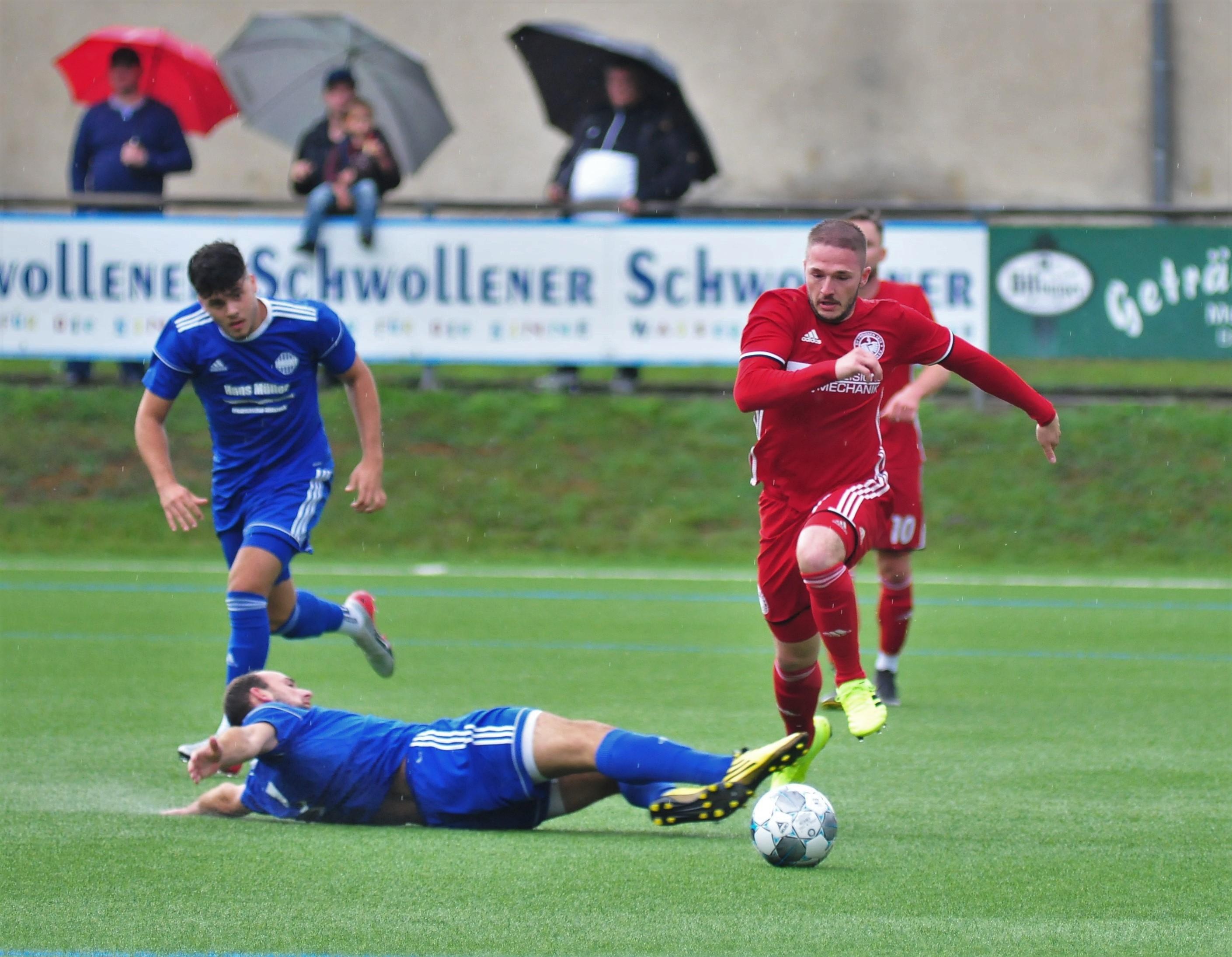 SV Merchweiler – SV Bildstock 0:2 (0:1)