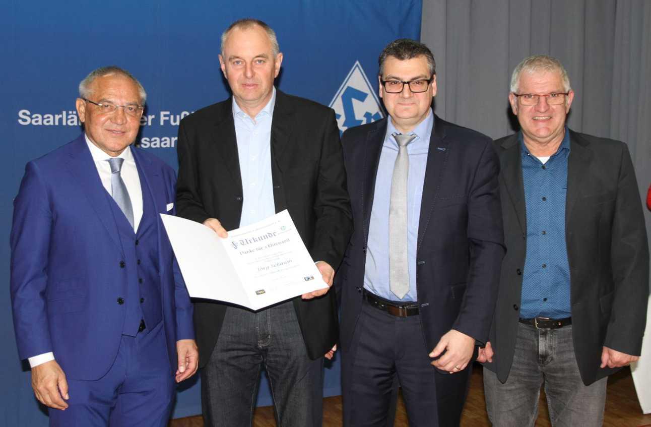 Auszeichnung für Jörg Schaum