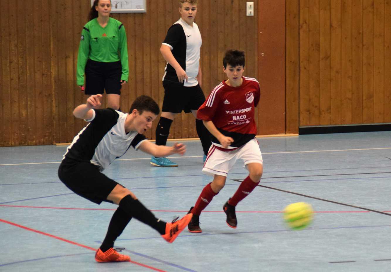Jugend eröffnet Sportjahr 2020