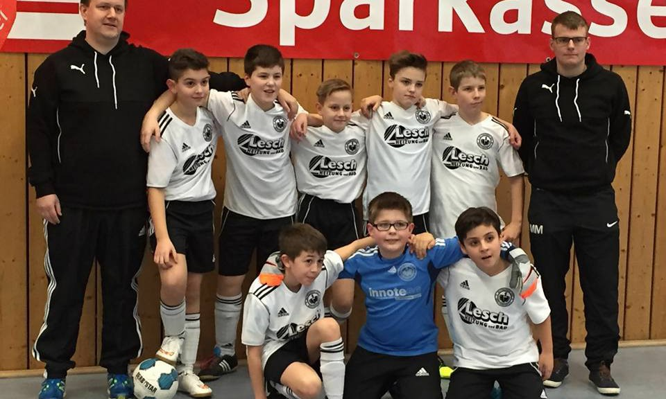 Jugend-Kreismeisterschaft in Merchweiler Allenfeldhalle