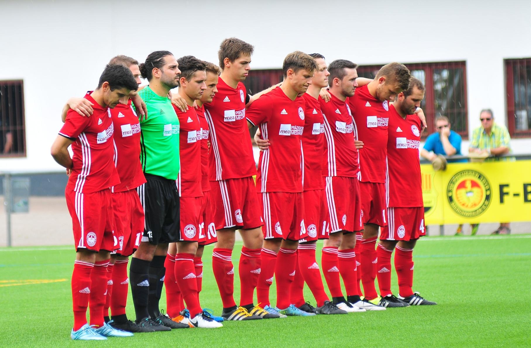 3 Punkte gegen Schiffweiler