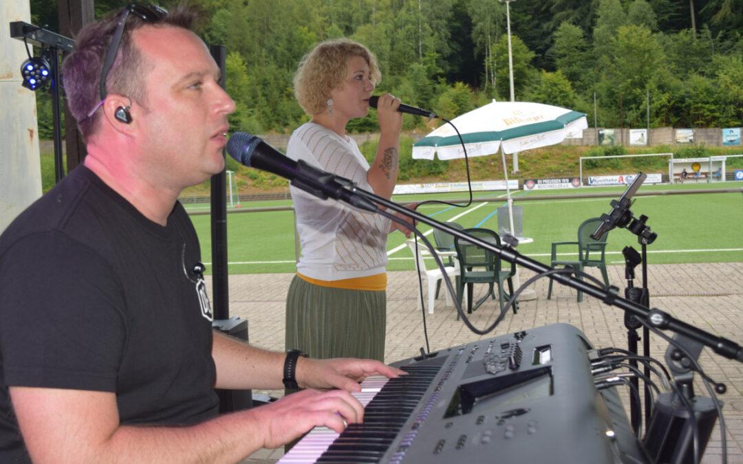 Musikabend mit Stefan und Corinna ein Kracher