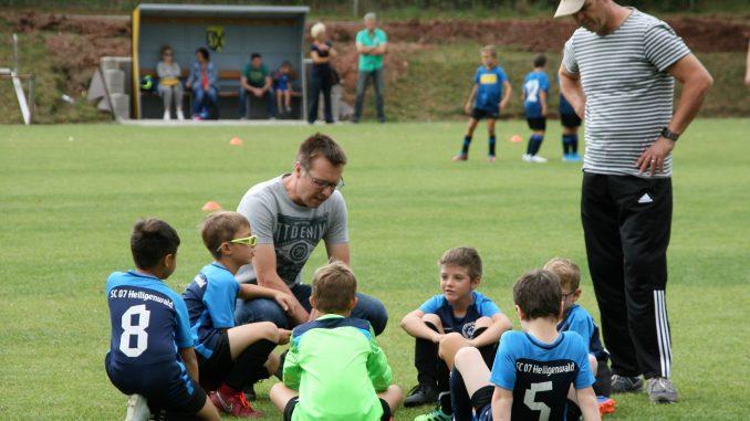 F-Jugend spielten in Güdesweiler und Remmesweiler