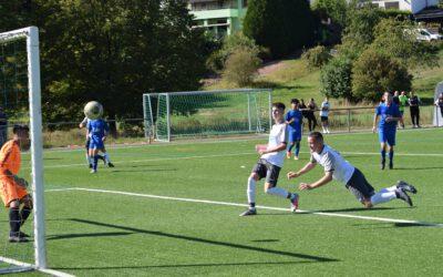U17: Viele Tore beim FC Uchtelfangen