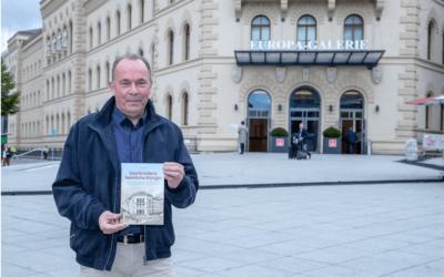 Unser Presse-Chef stellt sein neues Buch vor