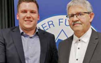 Julian Marx neuer Kreislehrwart – Sandra Berndt Landessiegerin