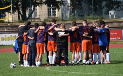 B-Jugend gewinnt 6:0 in Lebach